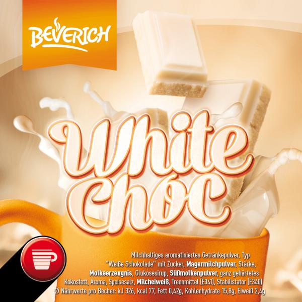 InCup mit: White Choc