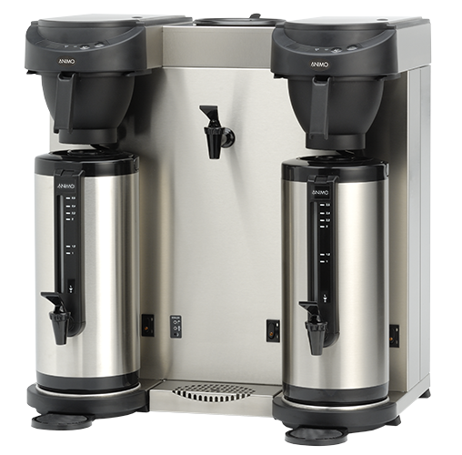 Animo MT202W Kaffeefiltermaschine