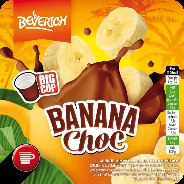 BigCup mit: Banana Choc