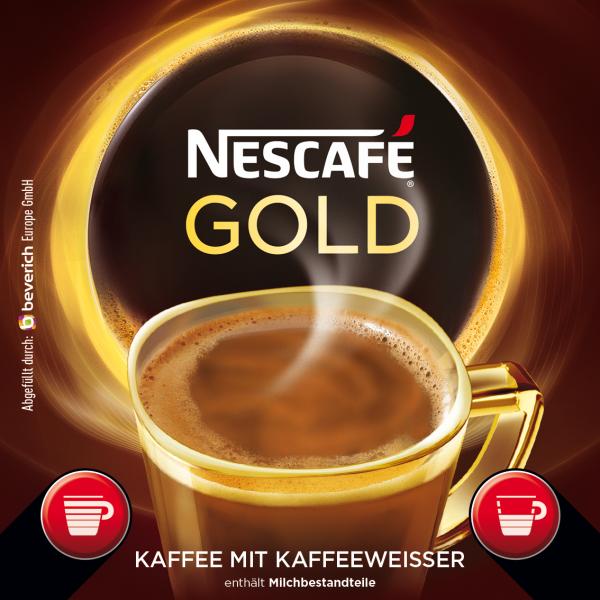 BigCup mit: NESCAFÉ GOLD - schwarz-Copy