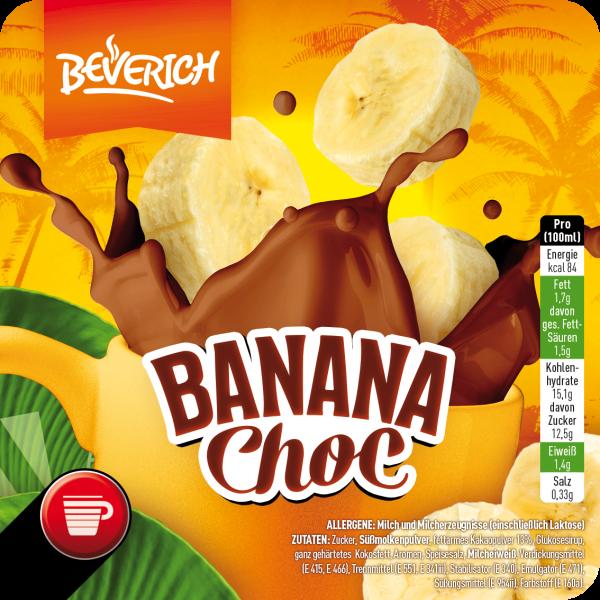 InCup mit: Banana Choc