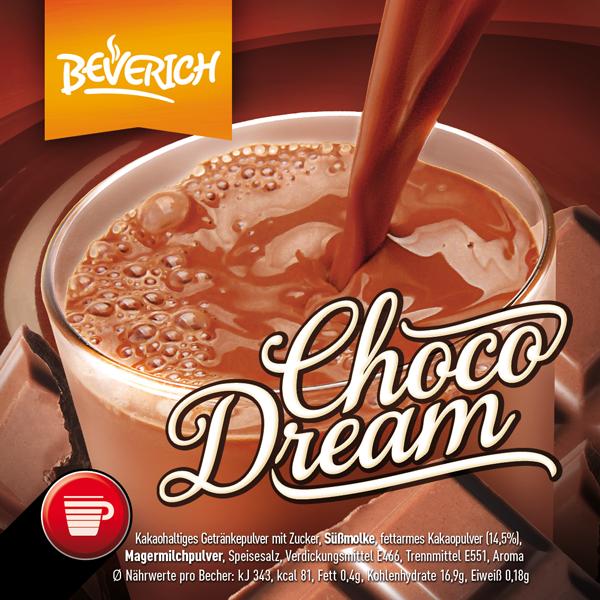 InCup mit: Choco Dream