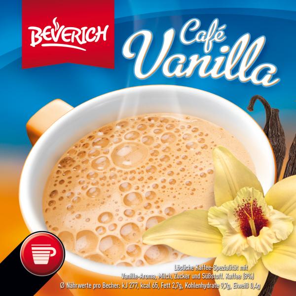 InCup mit: Café Vanilla