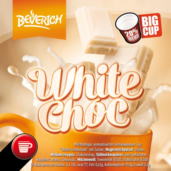 BigCup mit: White Choc
