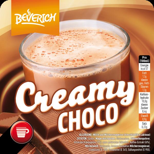 Creamy Choco